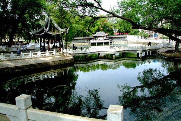 齐齐哈尔鹤泉园