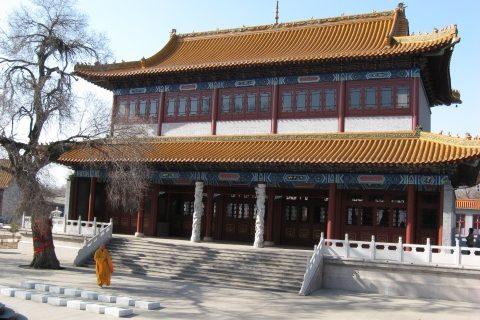齐齐哈尔大乘寺