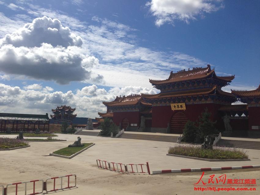 记者调查:网曝牡丹江海林市烈士陵园破旧不堪与事实