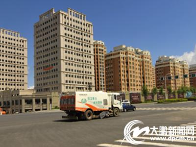 牡丹江江南公租房項目預計10月投入使用