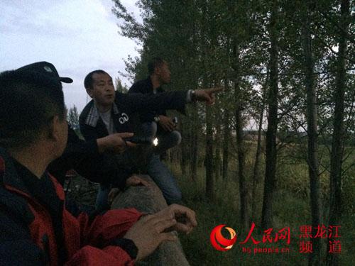 黑龙江延寿杀警越狱案嫌犯高玉伦仍在逃