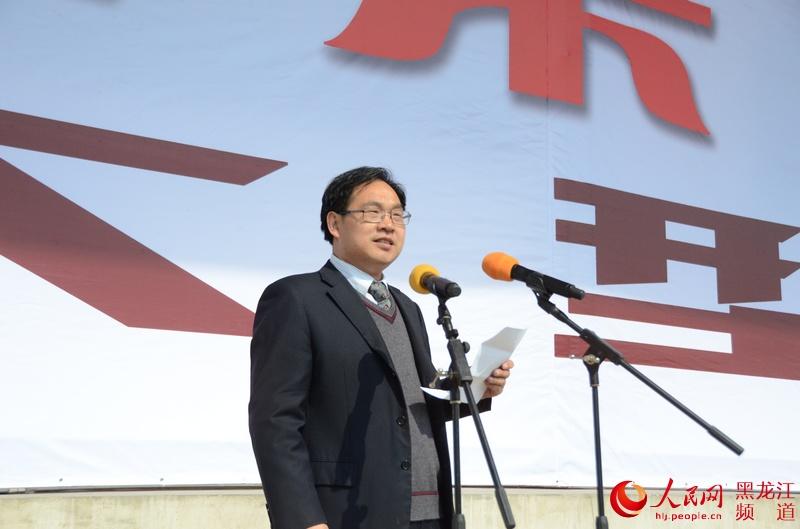 """黑龙江省""""心健康""""公益行动在哈尔滨启"""