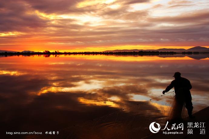 纪录 龙江大美湿地 生态静美的净土