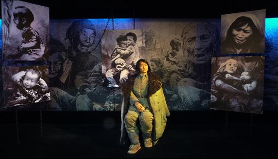 万民永忆女先锋——纪念抗日民族英雄赵一曼--黑龙江