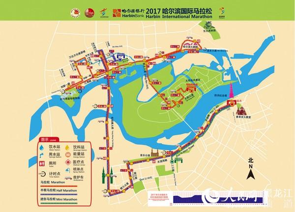 尚志市街道地图