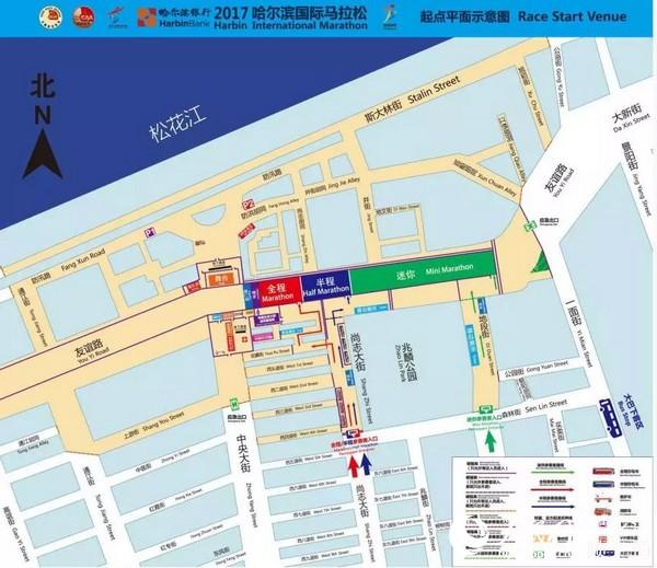如中央大街,防洪纪念塔,群力音乐公园,金河湾湿地植物园,哈尔滨大剧院