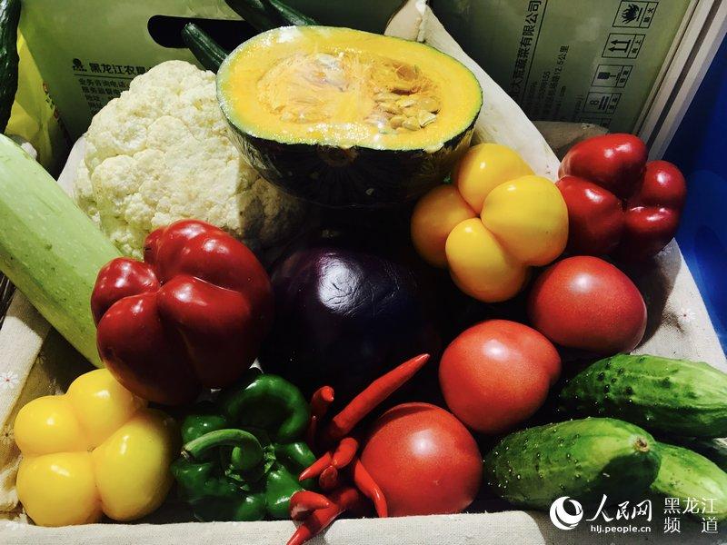 第五届黑龙江绿色食品产业博览会启幕 绿色食