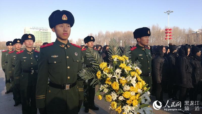 牢记历史、不忘过去,珍爱和平、开创未来的浓厚氛围,在侵华日军