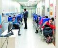 忙年劳累导致流感患者增多        节后第一天,记者走访哈尔滨市多家医院了解到,春节期间和节后流感患者增多,反复发烧...