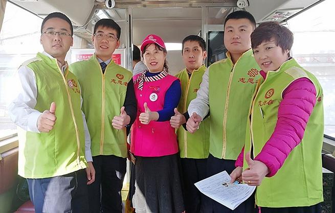 哈尔滨市志愿者王春艳坚持35年做公益