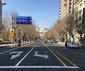 果戈里大街部分路段改双行        哈尔滨果戈里大街从东大直街至霁虹街路段,地面上的标线已经重新进行了施划,该路段...