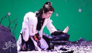 王俊凯新角色演绎仙侠冒险