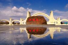 哈尔滨太阳岛梦似江南水乡