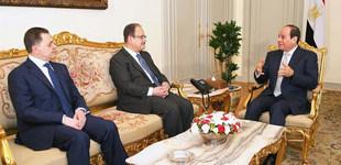 埃及新内阁宣誓就职