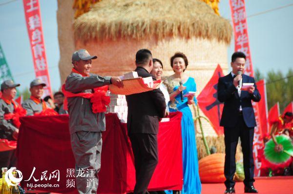 """黑龙江:""""中国饭碗""""有担当 农业振兴插上科技翅膀"""