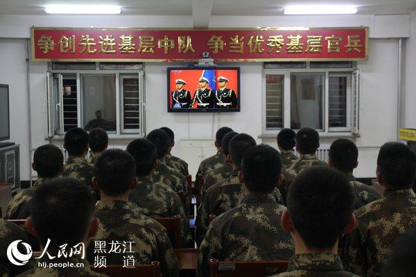 黑龙江省佳木斯市森林消防掀起学