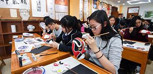 台湾中学生走进北京冬奥组委