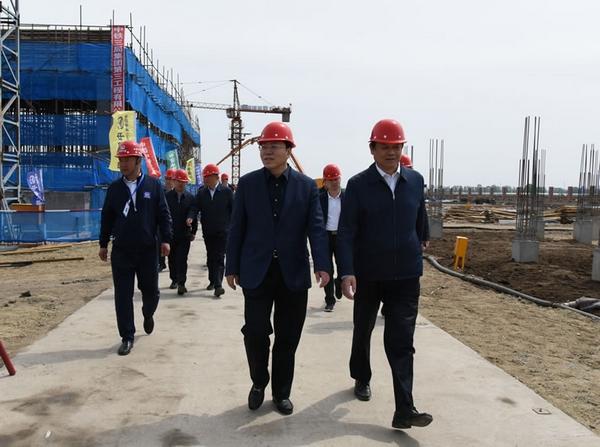 宋宏伟:以开发区高质量开展为全面振兴全方位振兴提供有力支撑