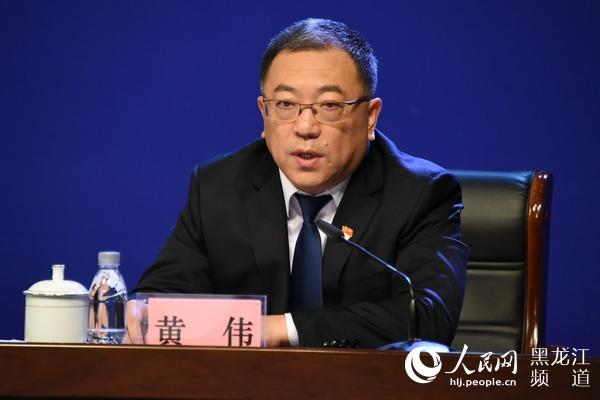 黑龙江省庆祝新中国成立70周年主题系列新闻发布会启动