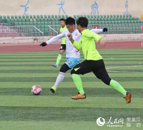 哈尔滨队获中国足协会员协会冠军