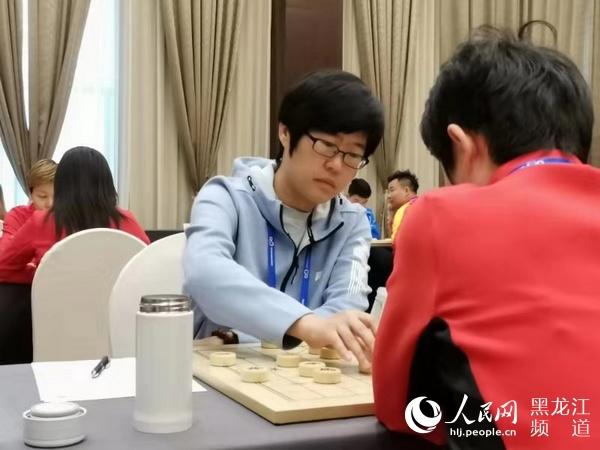 第四届全国智力运动会象棋专业女