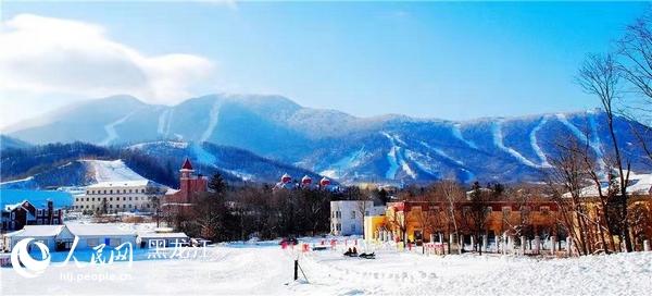 """尚志市跻身2020年""""全国冰雪旅游"""