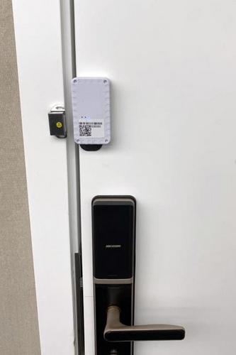 """网赚任务平台:哈尔滨新区平房片区在养老机构和社区启用""""电子开门提示器"""""""