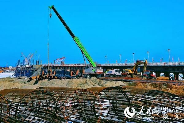 """黑龙江省建投集团全网赚微信力推进""""百大项目""""建设"""