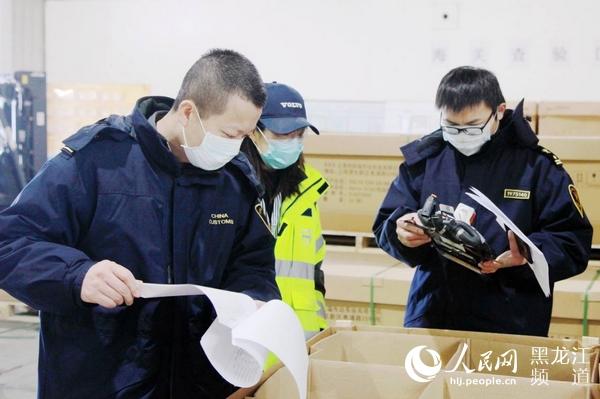 大庆海关主动服务助力沃尔沃汽车复工复产扩大出口